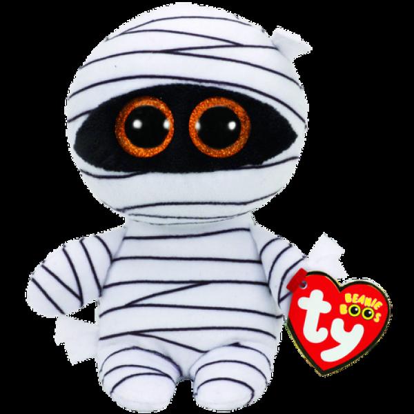 White Mummy Halloween - Beanie Boos
