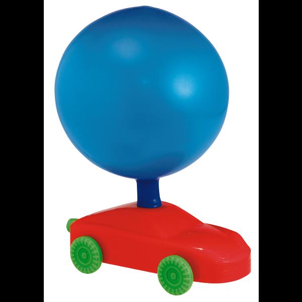 Balloon Racer Car