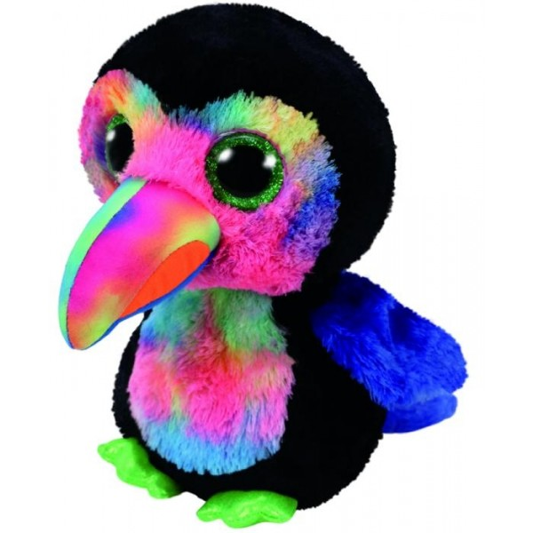 Beaks the Toucan Medium - Beanie Boos