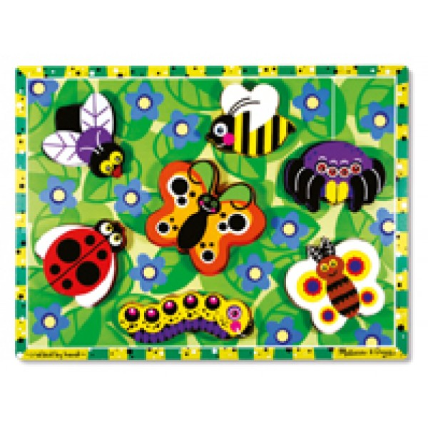 Bugs Chunky - Wooden Puzzle