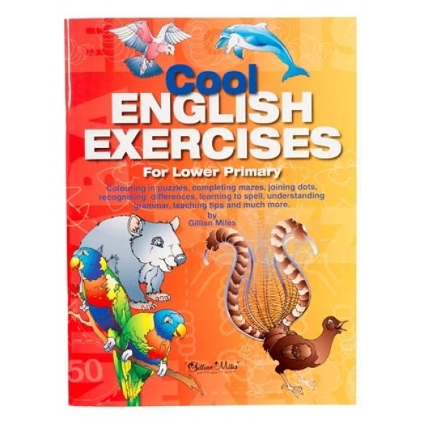 English Lower Primary Cool Exercises
