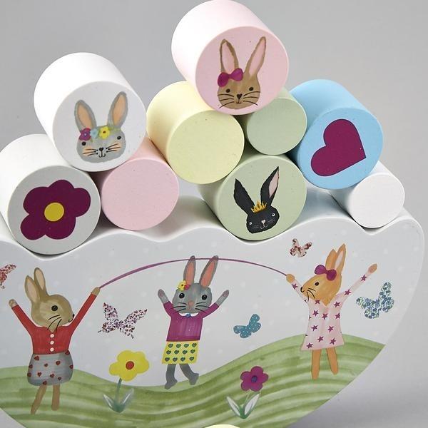 Bunny Balancing Game
