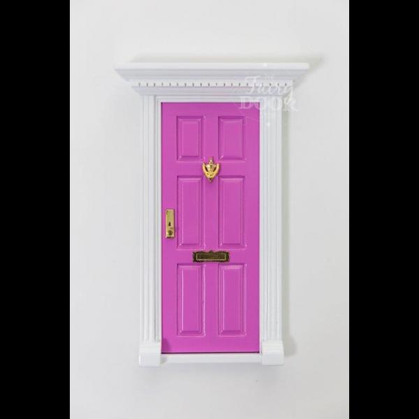Bubblegum Fairy Door