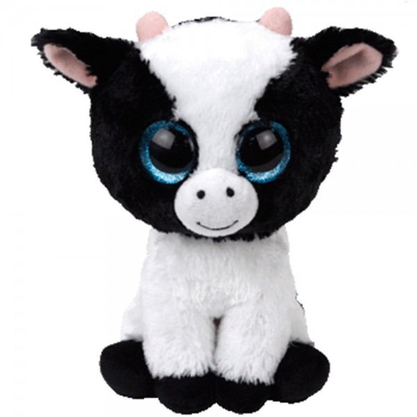 Butter White Cow - Beanie Boos