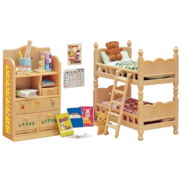 Childrens Bedroom Furniture - Sylvanian Families