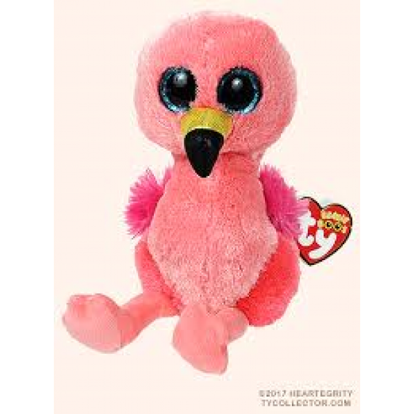 Gilda Pink Flamingo Medium - Beanie Boos