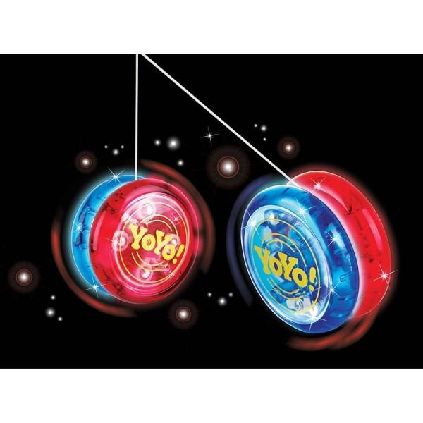 Super Light Up YoYo (12/Disp)