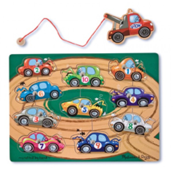 Magnetic Towing Game - Melissa & Doug