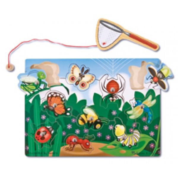 Magnetic Bug Catching Game - Melissa & Doug