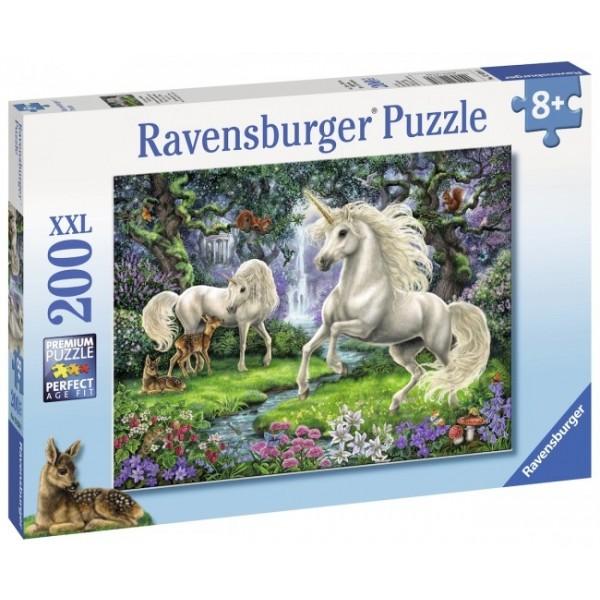 200pc Mystical Unicorns Puzzle