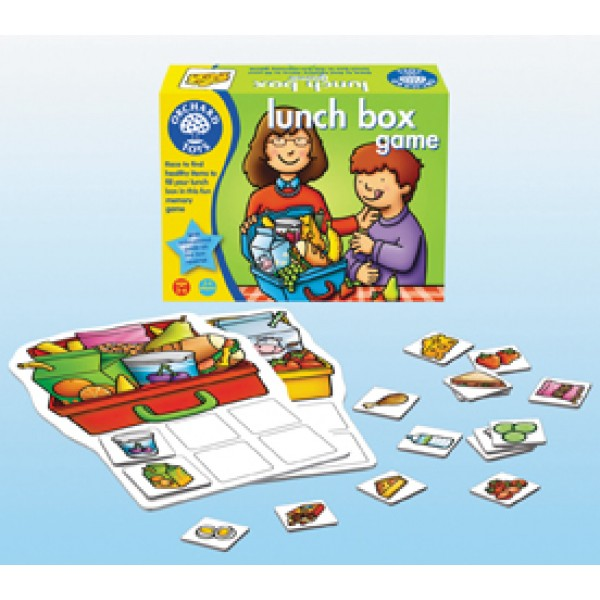 Lunch Box Game - Orchard Toys