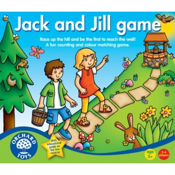 Jack & Jill Game - Orchard Toys