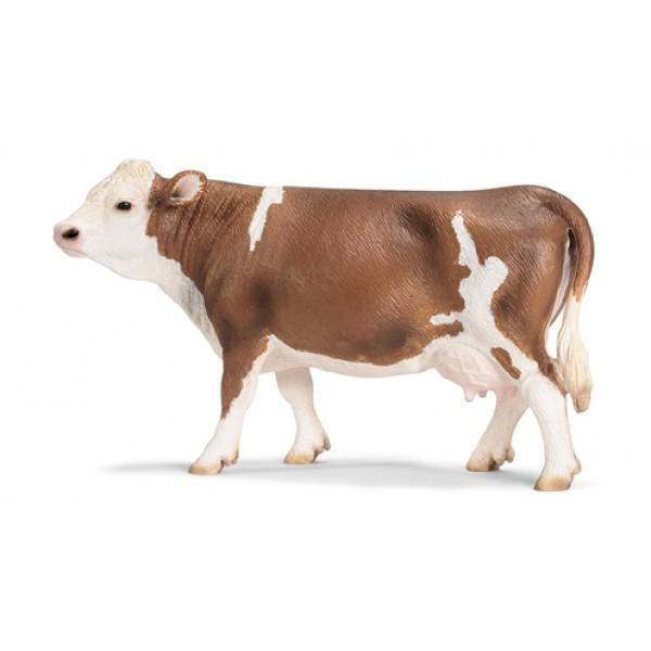 Fleckvieh Cow - Schleich