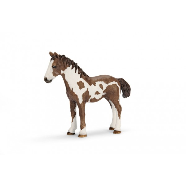 Pinto Horse Yearling - Schleich