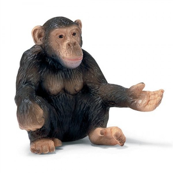 Chimpanzee Female - Schleich