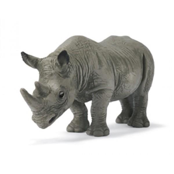 African Black Rhino - Schleich