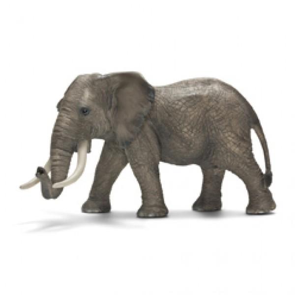 African Elephant Male - Schleich