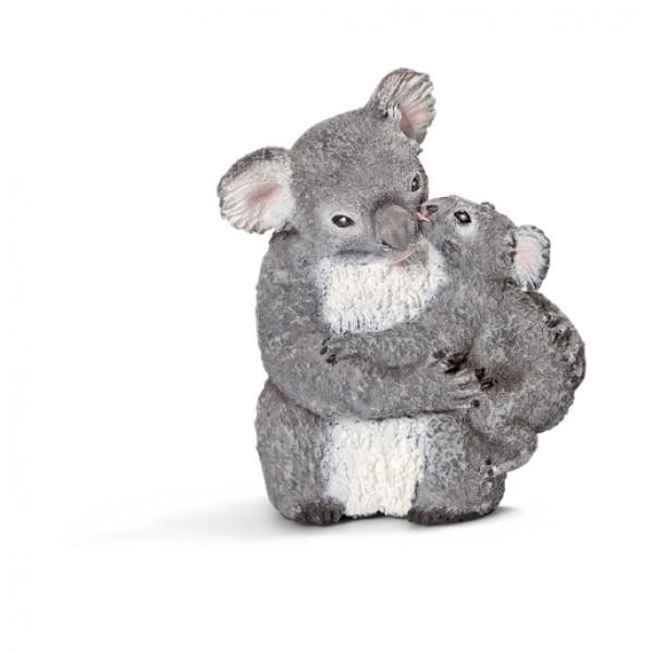 Koala Bear with Cub - Schleich