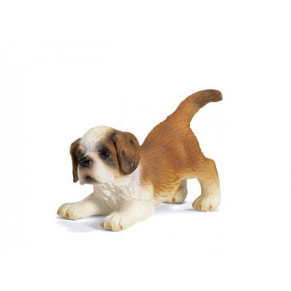 St Bernard puppy - Schleich