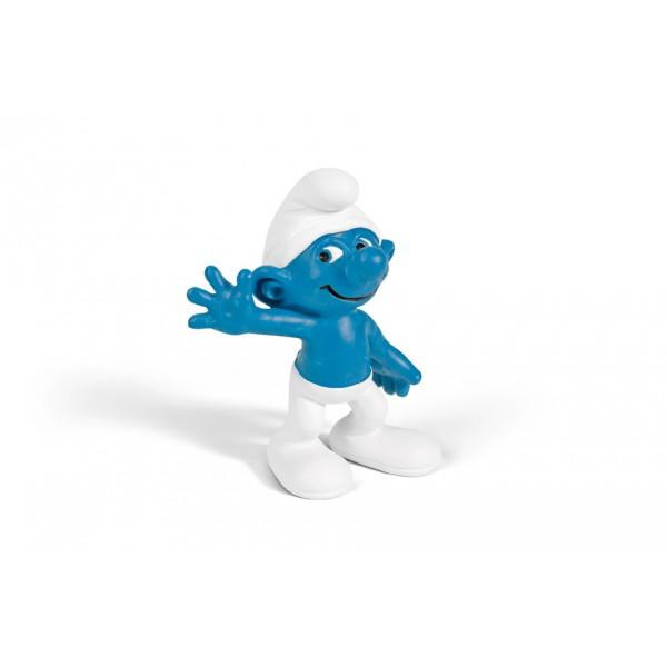Clumsy Smurf - Schleich