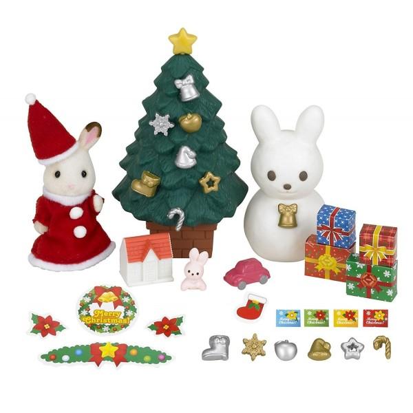Christmas Set - Sylvanian Families