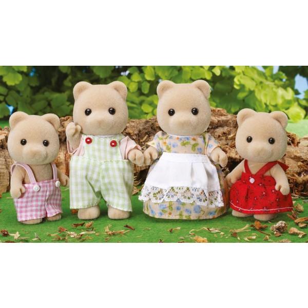Bear Family - Sylvanian Families