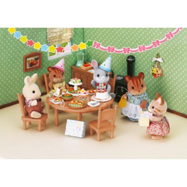 Party Set - Sylvanian Families
