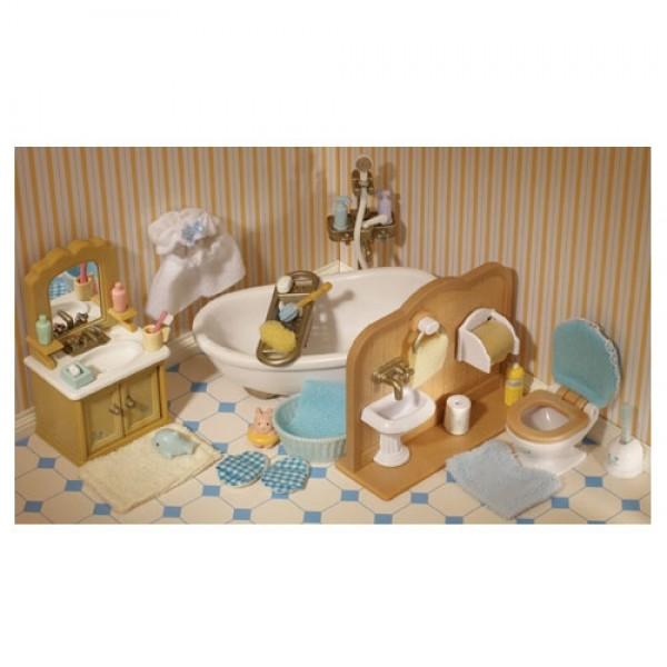 Country Bathroom Set - Sylvanian Families