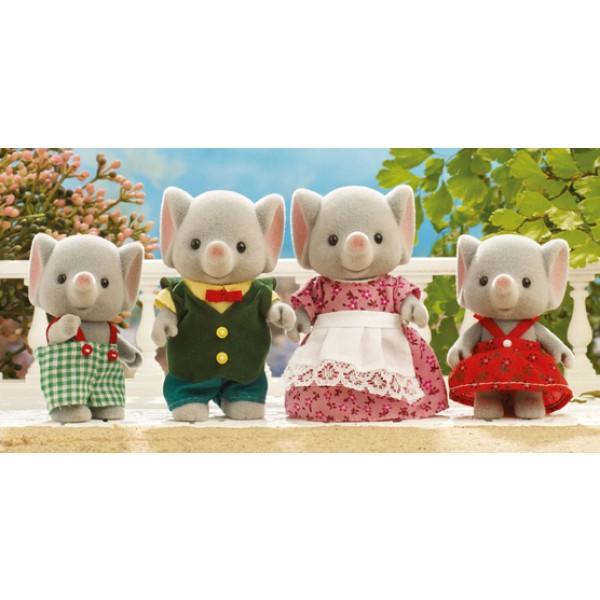 Elephant Family - Sylvanian Families