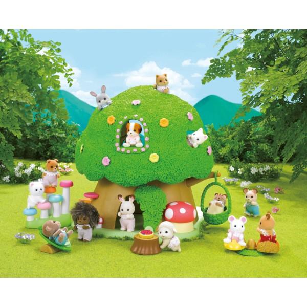 Nursery Tree House - Sylvanian Families