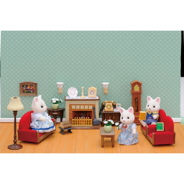 Luxury Living Room Set  - Sylvanian Families