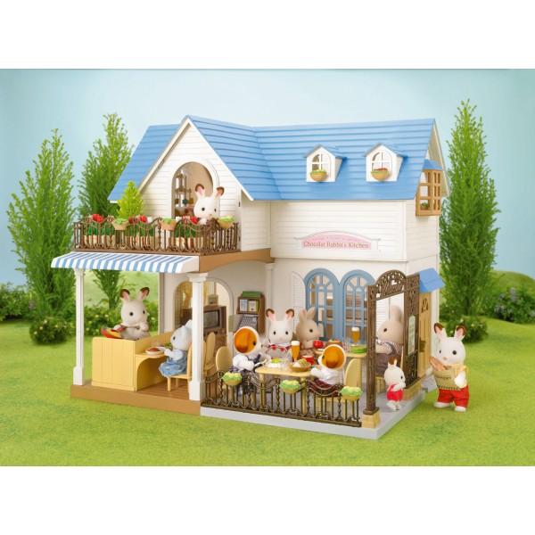 Home Interiors Set - Sylvanian Families
