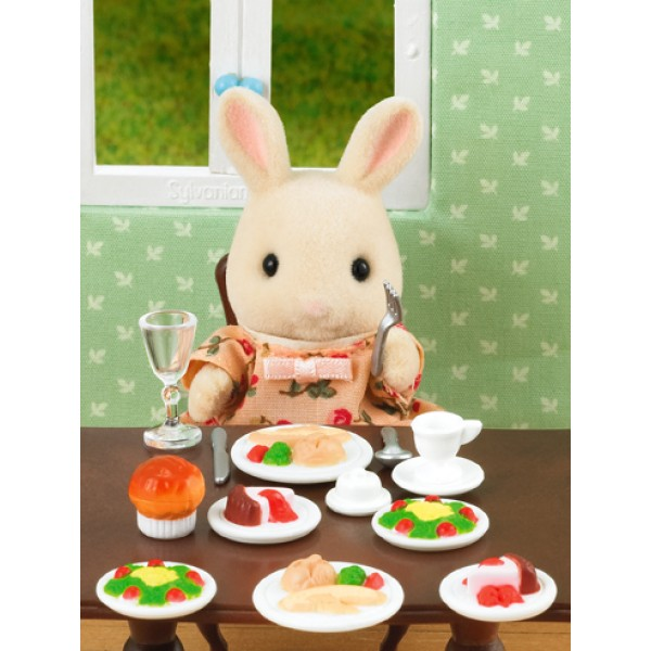 Dinner for Two Set - Sylvanian Families