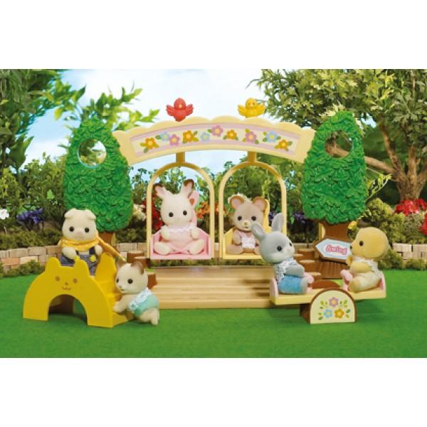 Nursery Swing - Sylvanian Families