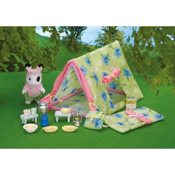 Ingrids Camping Set - Sylvanian Families