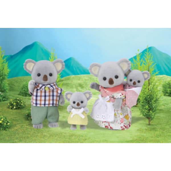 Koala Family - Sylvanian Families