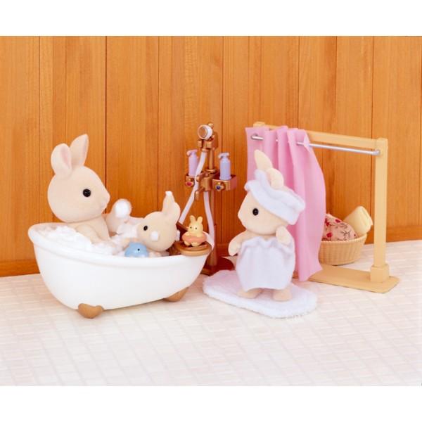 Bath & Shower Set - Sylvanian Families