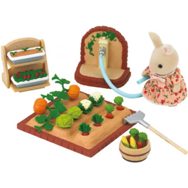Vegetable Garden Set - Sylvanian Families