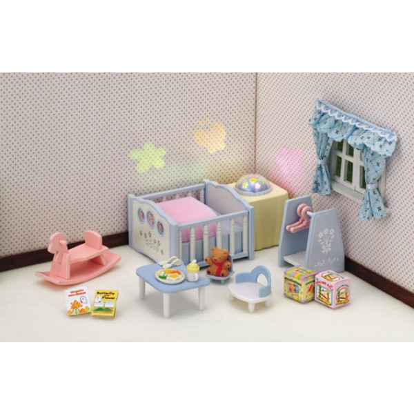 Nightlight Nursery Set - Sylvanian Families