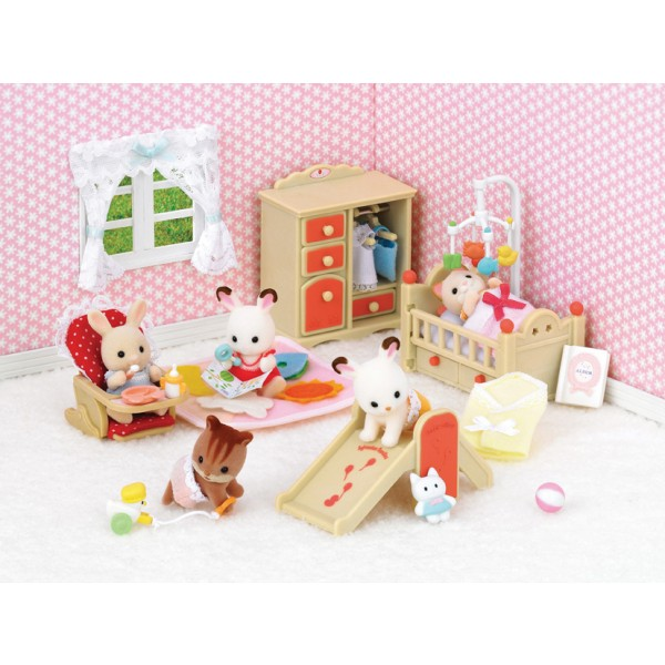 Baby Room Set - Sylvanian Families