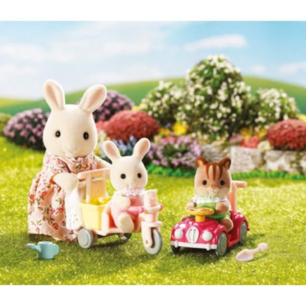 Babies Ride and Play - Sylvanian Families