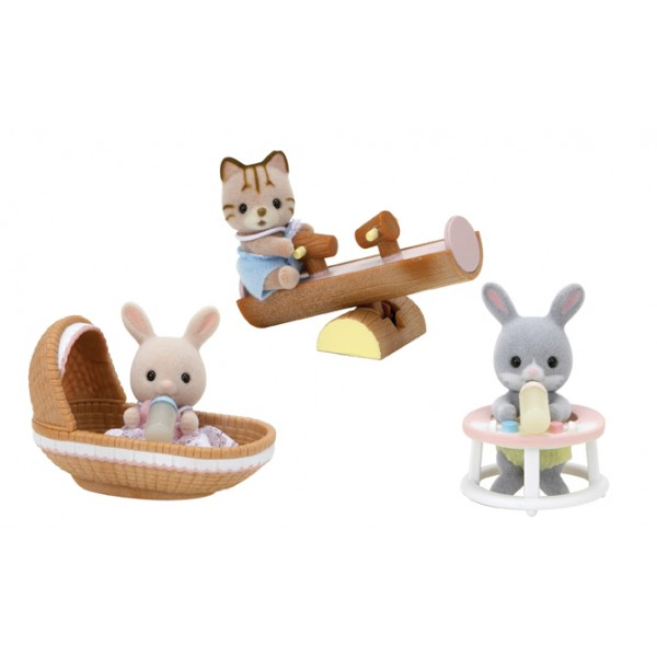 Baby Carry Case Refresh Case 4 (12) - Sylvanian Families
