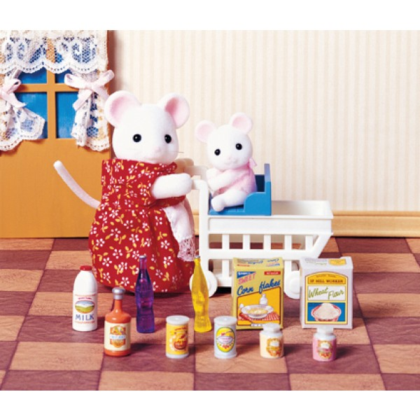 Grocery Shopping - Sylvanian Families