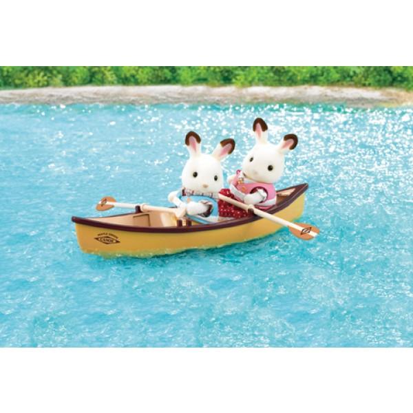 Canoe Set - Sylvanian Families