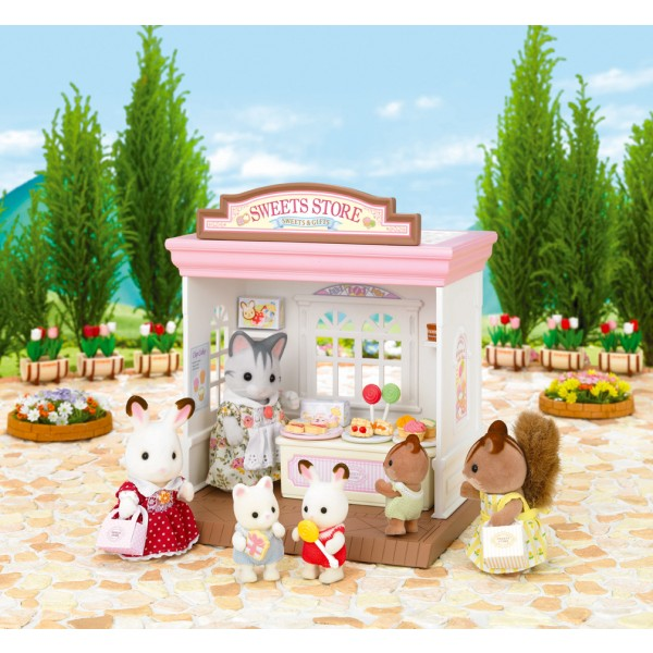 Sweets Store - Sylvanian Families