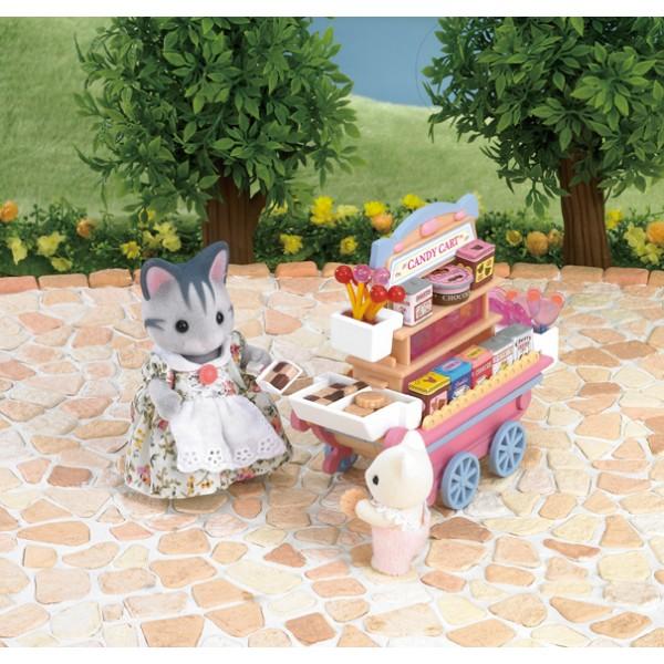 Candy Cart - Sylvanian Families