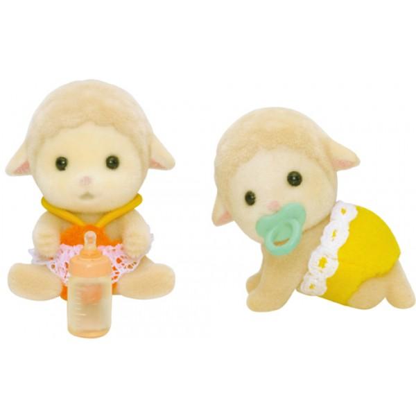 Sheep Twins - Sylvanian Families