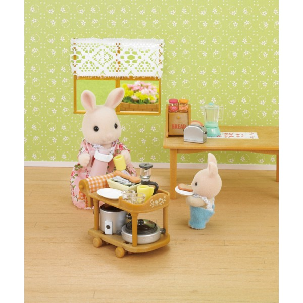 Kitchen Cookware Set - Sylvanian Families