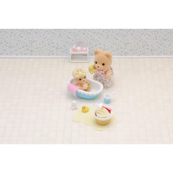 Baby Bath Time - Sylvanian Families