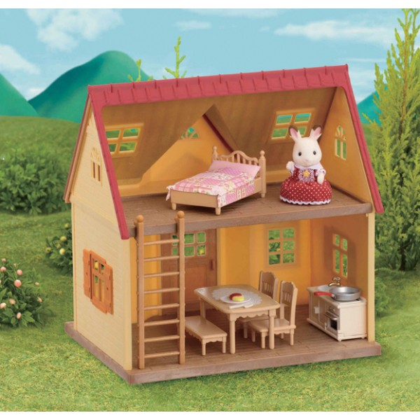 Cosy Cottage Starter Home - Sylvanian Families